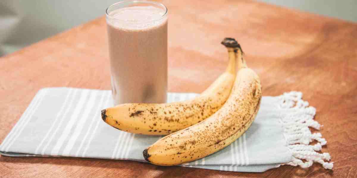 Chocolate Banana Milkshake