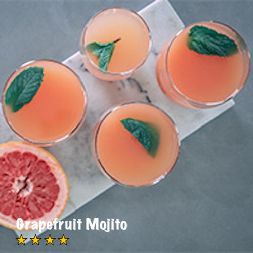 Grapefruit Mojito